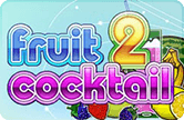 Играть онлайн в слоты Fruit Cocktail 2